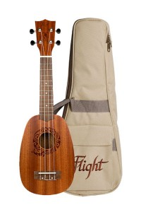 Ukulele Flight NUP310 Pineapple Soprano